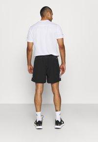 adidas Performance - OWN THE RUN - Sportovní kraťasy - black - 2