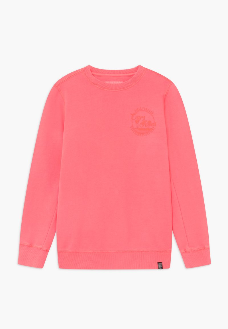 Cars Jeans - KIDS CALDY - Mikina - neon pink
