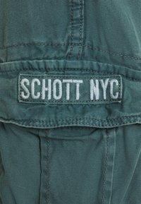 Schott - BATTLE - Shorts - blue - 2