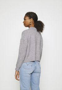 Fashion Union - CABBIE - Jumper - grey - 2