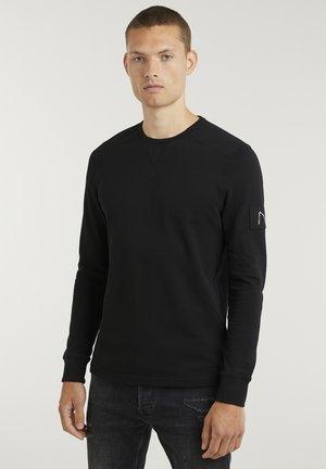 FIBRE - T-shirt basic - black