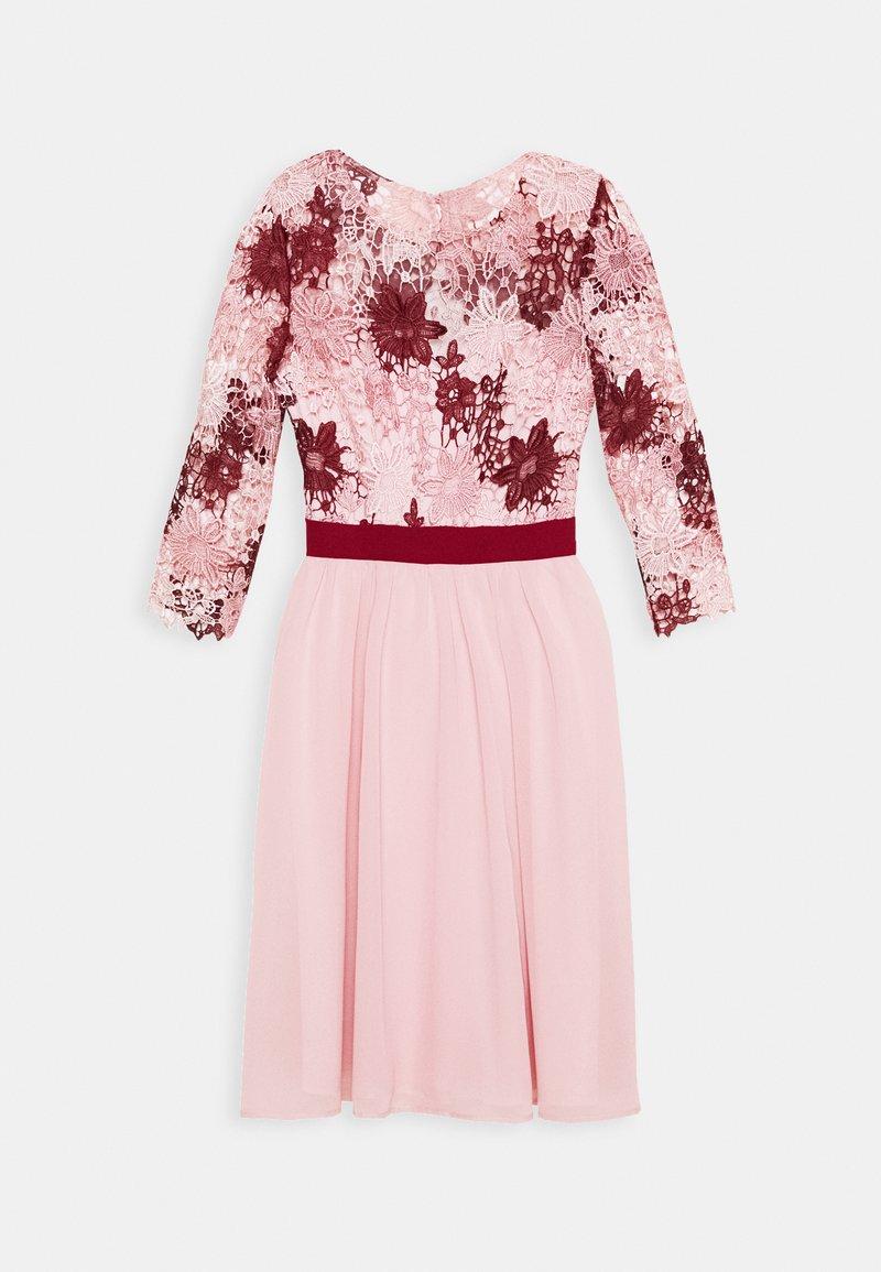 sutton dress - cocktailkleid/festliches kleid - pink