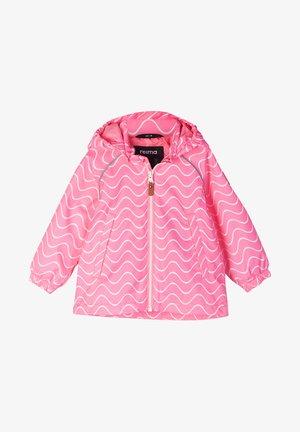 HETE - Välikausitakki - neon pink