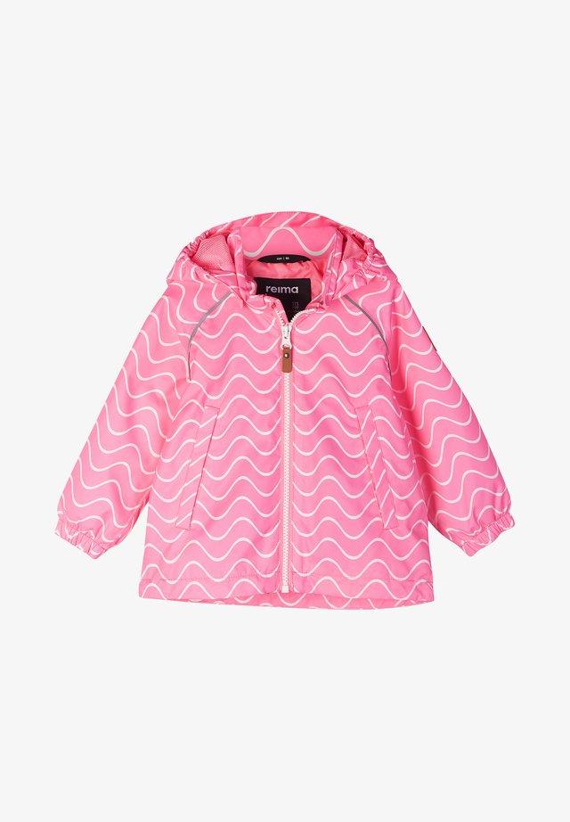 HETE - Übergangsjacke - neon pink