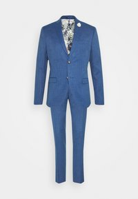 Isaac Dewhirst - WEDDING COLLECTION - SLIM FIT SUIT - Kostuum - blue - 8