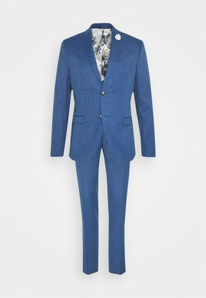 WEDDING COLLECTION - SLIM FIT SUIT - Kostym - blue