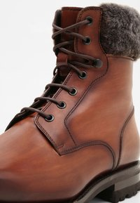 Magnanni - MERINILLO  - Lace-up ankle boots - caoba - 5