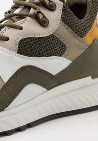 ECCO - ST.1 M - Zapatillas - multicolor/sage - 3