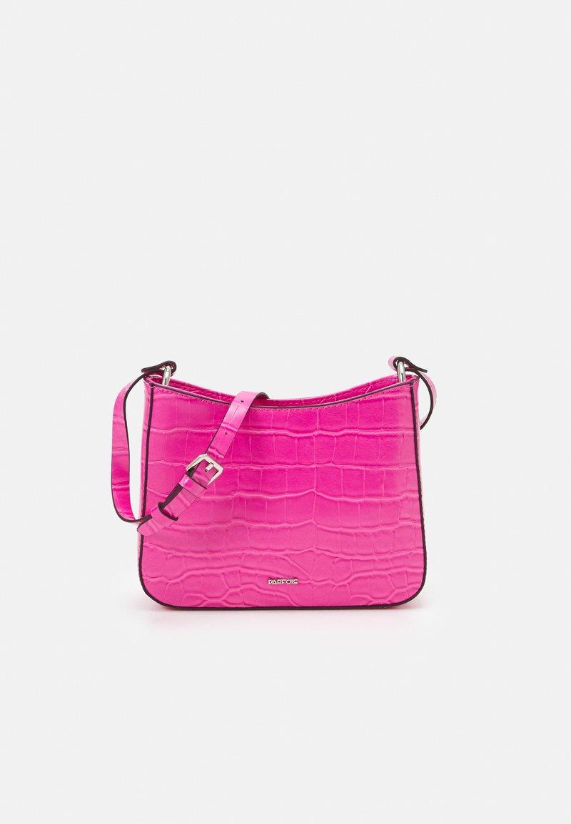 PARFOIS - CROSSBODY CARAMEL S - Across body bag - pink