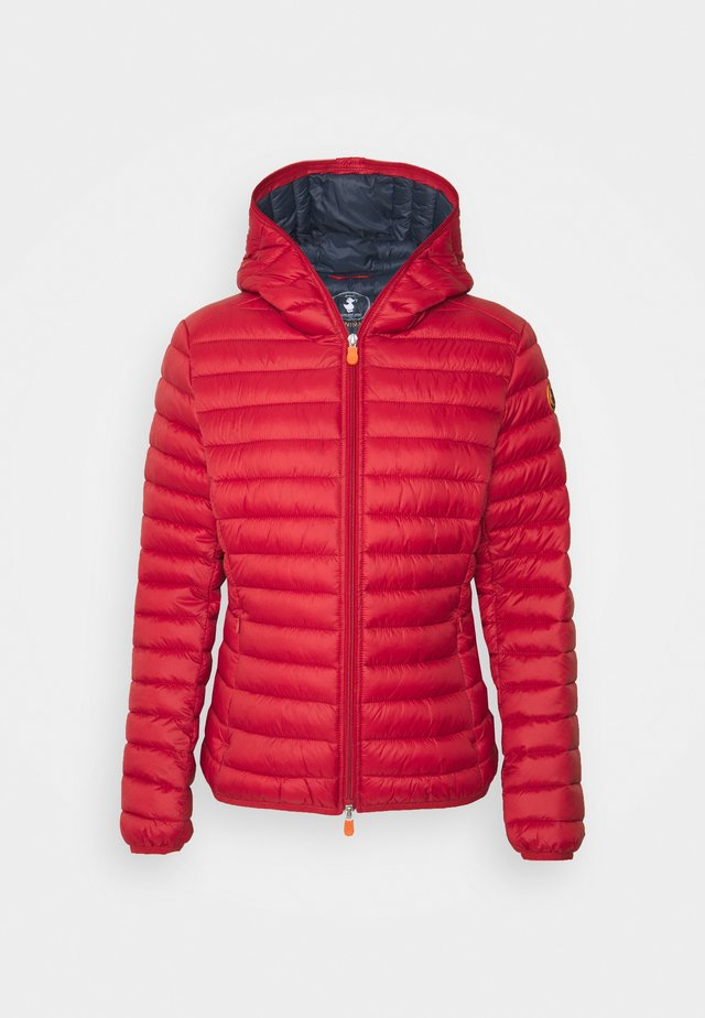 DAISY - Light jacket - winery red