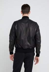 Schott Made in USA - Veste en cuir - black - 2