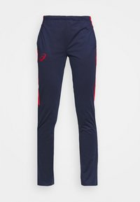 ASICS - WOMAN SUIT - Tuta - real red - 10