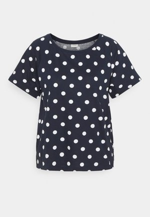 JDYLACEY LIFE - T-shirt con stampa - sky captain
