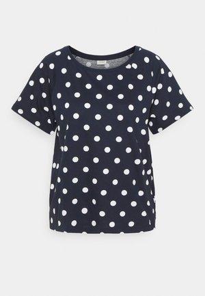 JDYLACEY LIFE - Print T-shirt - sky captain