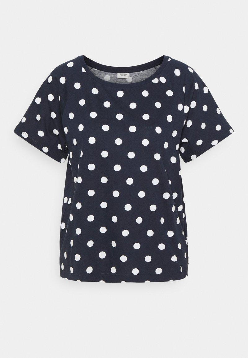 JDY - JDYLACEY LIFE - Print T-shirt - sky captain