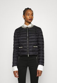 Liu Jo Jeans - IMBOTTITO CORT - Light jacket - nero - 0