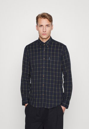 TARTAN CHECK - Overhemd - midnight
