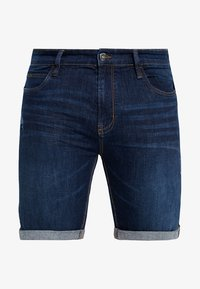 INDICODE JEANS - KADEN PLUS - Denim shorts - blue - 4