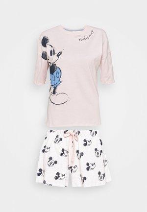 MICKEY SHORTIE  - Pyjamas - pink mix