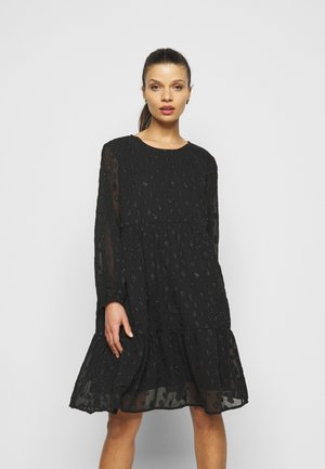 PCPERSILLA MIDI DRESS - Day dress - black