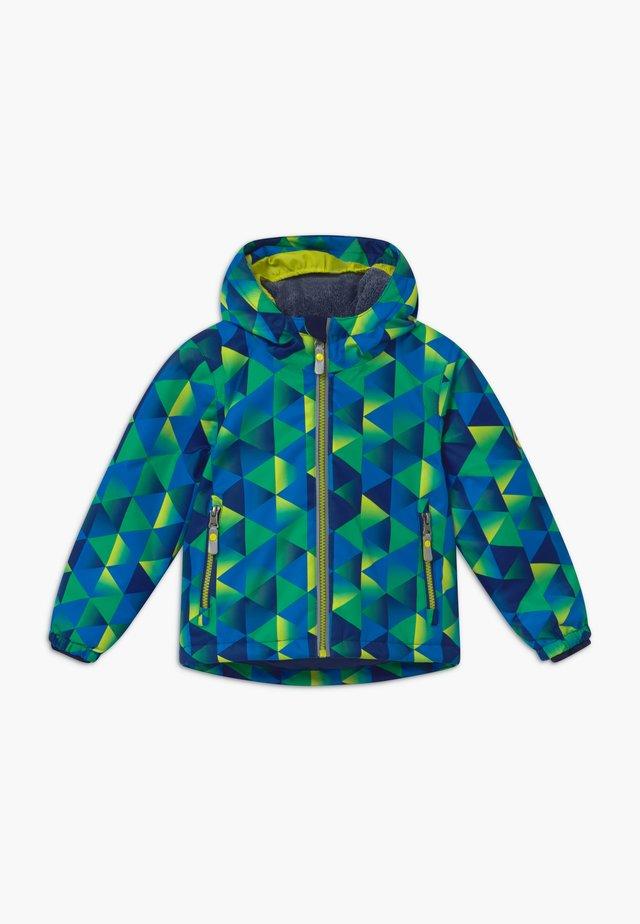 VIEWY - Snowboardjas - grasgrün