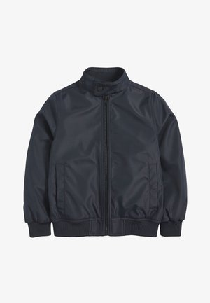 STONE HARRINGTON  - Bomber Jacket - blue