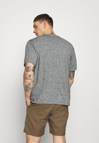 AllSaints - NEPTUNE CREW - Basic T-shirt - grey mouline - 2