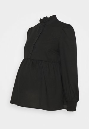 PCMLULLA - Blouse - black