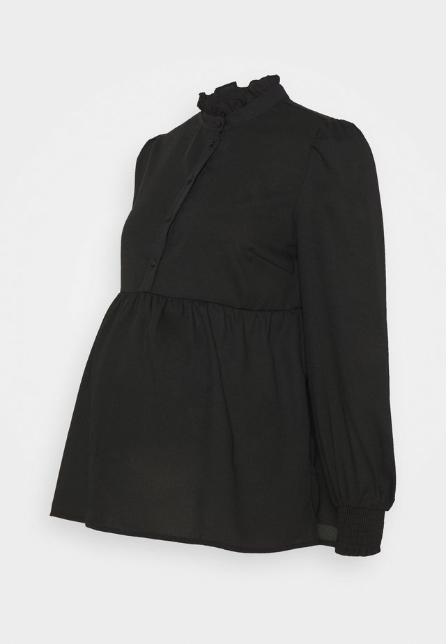 PCMLULLA - Blouse - black