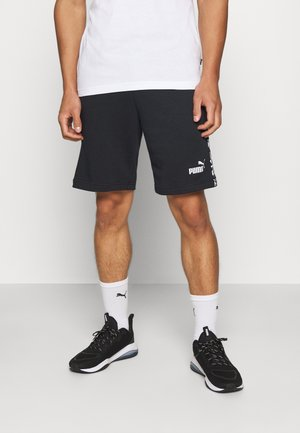 AMPLIFIED SHORTS - Korte broeken - black
