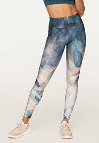 OYSHO - Leggings - grey - 0