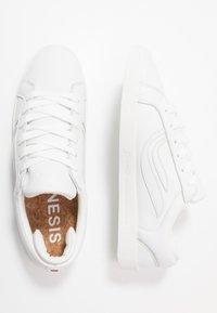 Genesis - G-HELÀ TUMBLED - Sneakers basse - white/offwhite - 1