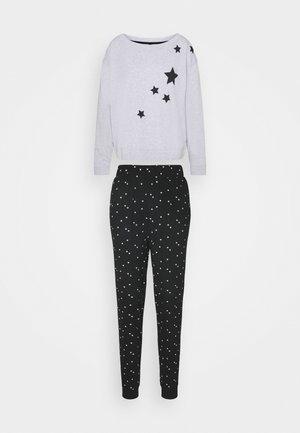 STAR PRINT SET - Pyžamová sada - multi