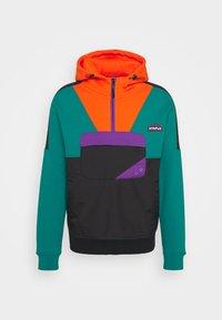 OUTDOOR TECH HOODIE - Sweatshirt - black