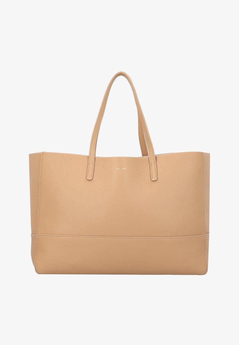 Bogner - GSTAAD KIM - Shopping bag - camel
