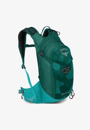 SALIDA - Backpack - teal glass