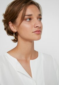 Selected Femme - SLFSTINA DYNELLA - Blouse - creme - 4