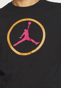 Jordan - CREW - T-shirt con stampa - black - 3