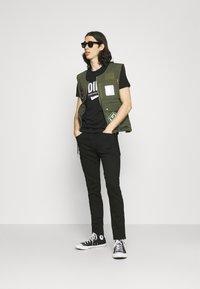 Hollister Co. - Jeans slim fit - black - 1