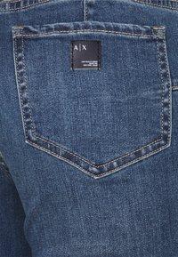 Armani Exchange - Jeans Skinny Fit - indigo denim - 2