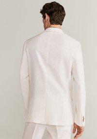 Mango - BRIEN-I - Blazer jacket - weiß - 2