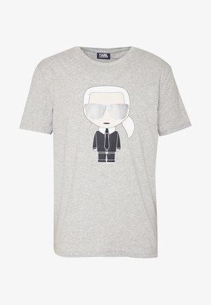 CREWNECK - T-Shirt print - grey