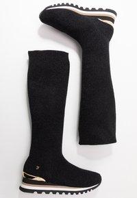 Gioseppo - Platform boots - black - 3