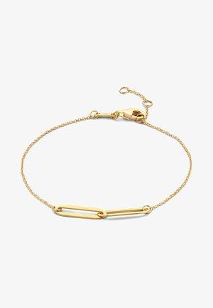 14 CARAT GOLD - Armband - gold
