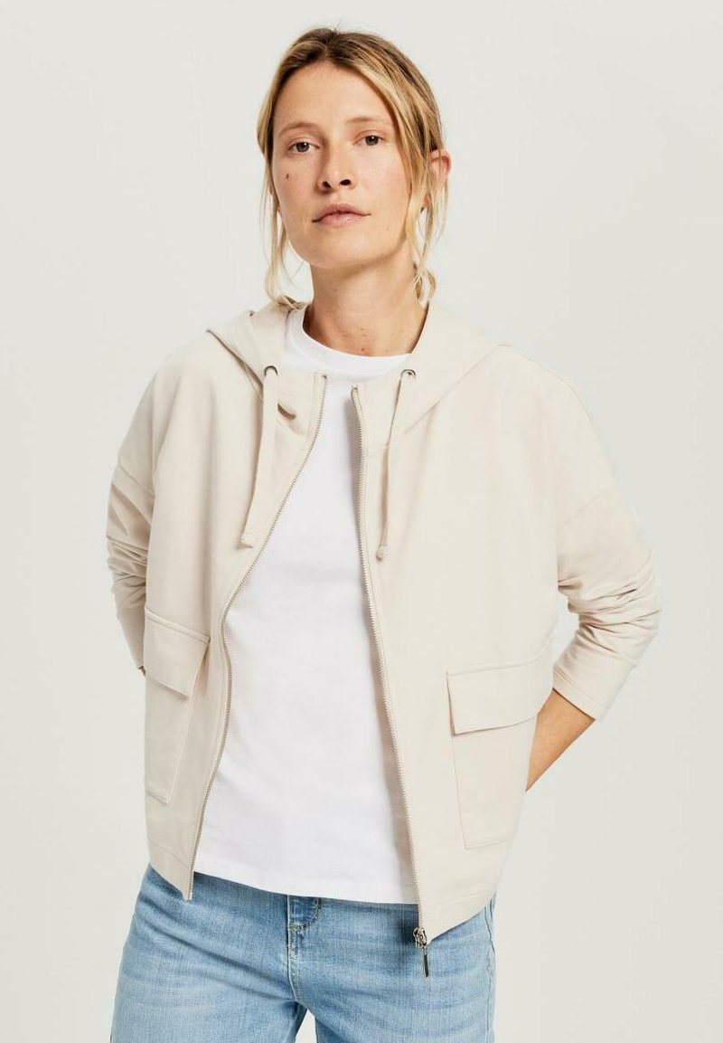 Opus - GULIWA - Light jacket - beige