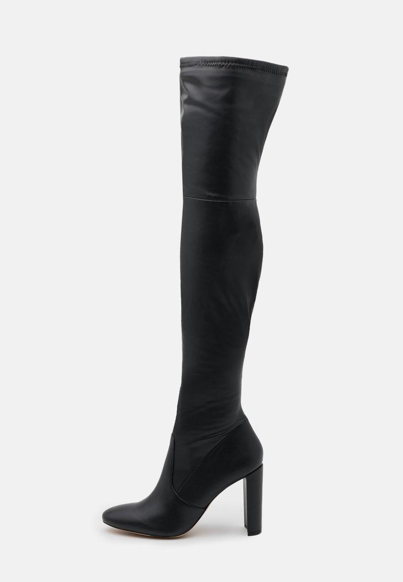 ALDO - DESSA - Kozačky nad kolena - black