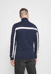 G-Star - ZIP THROUGH TRACK TWEETER - Training jacket - sartho blue - 2