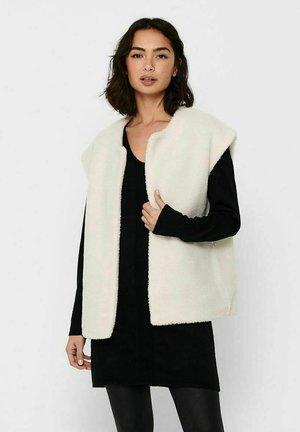 Waistcoat - bone white