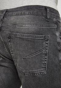 YOURTURN - Jeans slim fit - grey denim - 4