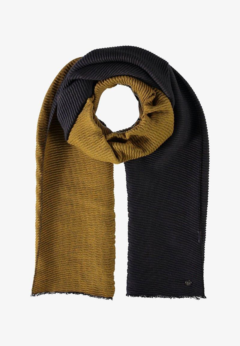 Fraas - Sjaal - grey/yellow